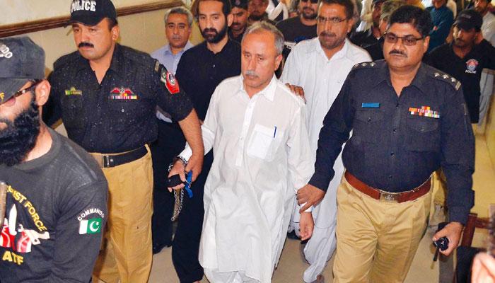 مشتاق رئیسانی سے ملنے والے اربوں روپے، جائیدادوں کے کاغذ بلوچستان حکومت کے حوالے