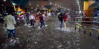 بھارت میں شدید بارشوں کے بعد لینڈ سلائیڈنگ، کم از کم نو افراد ہلاک