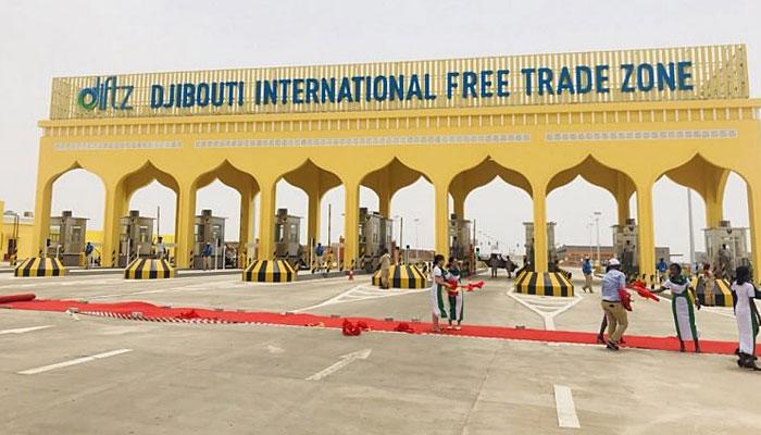 چین، جبوتی میں فری ٹریڈ زون بنانے سے گریز کرے، دبئی