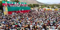 عمران خان کا کل بنوں میں ہونے والا جلسہ ملتوی