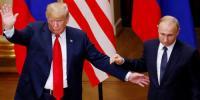 ٹرمپ پیوٹن ملاقات،دنیا ہمیں ایک ساتھ دیکھنا چاہتی ہے،امریکی صدر