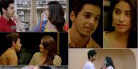 جھانوی کپور کی فلم'دھڑک'کی اسکریننگ میں بالی ووڈ اسٹارز کی شرکت
