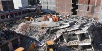 بھارت ، اترپردیش کے گریٹر نوئیڈا میں 2 عمارتیں گر گئیں ، 3 افراد ہلاک