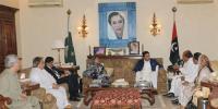 پیپلزپارٹی کو سندھ میں سب سے بڑا چیلنج