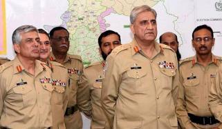 الیکشن؛ فوج ضابطہ اخلاق کے اندر رہے گی، آرمی چیف