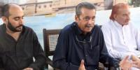 سندھ کے مسائل صرف پیپلز پارٹی حل کرسکتی ہے، نجمی عالم