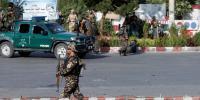 کابل ،دوستم کا استقبال کرنے والوں پر خود کش حملہ ،14جاں بحق