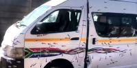 جنوبی افریقا میںفائرنگ سے 11 ٹیکسی ڈرائیور ہلاک