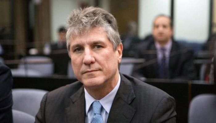 ارجنٹینا کے سابق نائب صدر کو کرپشن کے الزام میں 5 سال 10 ماہ قید