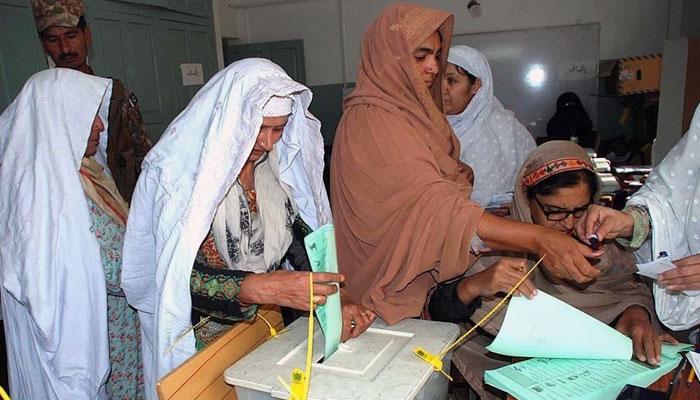 خواتین کے کم ووٹ پول ہونے پر پی کے 23 شانگلہ کا انتخابی نتیجہ کالعدم، انتخاب دوبارہ ہوگا