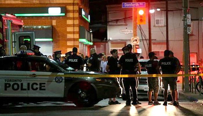 کینیڈا، فائرنگ کے واقعے میں پولیس اہلکاروں سمیت 4 افراد ہلاک، مشتبہ شخص گرفتار
