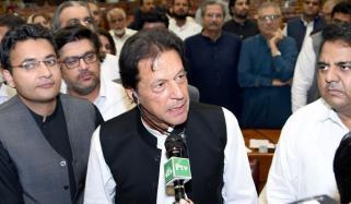 اللہ کے سامنے وعدہ، سب کا کڑا احتساب ہوگا، عمران خان