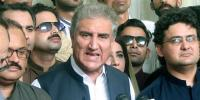 عمران خان نے مفاہمت پر مبنی تقریر کرنا تھی ، ن لیگ نے موقع نہیں دیا،شاہ محمود قریشی