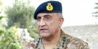 افغانستان میں موجود دہشت گردوں کو پاکستان سے کوئی مدد نہیں مل رہی، آرمی چیف