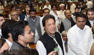 پرانے مستری، نیا پاکستان!