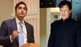 شاباش بلاول بھٹو اور عمران خان کا خطاب