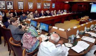 گورنر ہائوس کو میوزیم میں تبدیل کرنے کی منظوری، کراچی میں ڈی سیلینیشن پلانٹ لگے گا، سندھ کابینہ