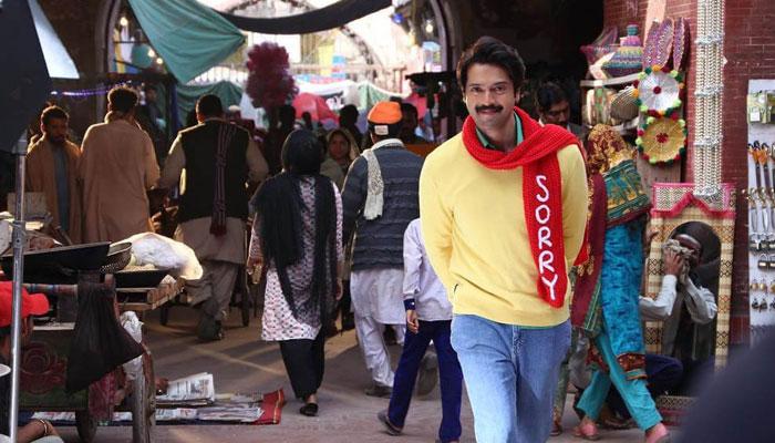 """کراچی میں """"لوڈویڈنگ """" کا شاندار پریمیئر، فلم آج لوڈ ہوگی"""