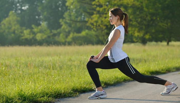 ورزش نہ کرنیوالوں کو سرطان اور دیگر امراض لاحق ہونیکا خطرہ