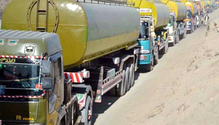ذوالفقارآباد آئل ٹینکرز ٹرمنل پر ضروری سہولتیں فراہم ،پارکنگ کا آغاز