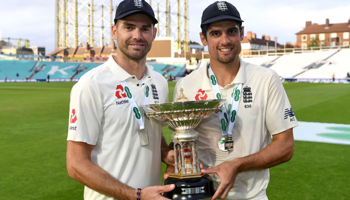 اوول ٹیسٹ:انگلش ٹیم کی 118رنز سے فتح، سیریز ایک، 4 سے جیت لی
