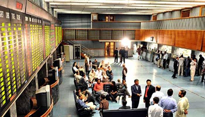 اسٹاک مارکیٹ میں معمولی تیزی،100 انڈیکس میں 75 پوائنٹس کا اضافہ