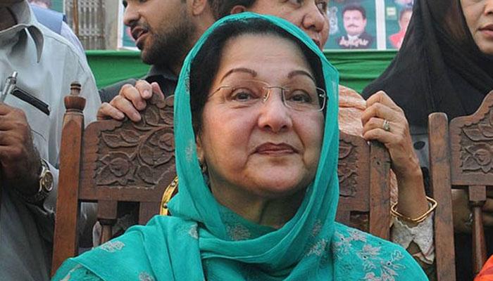 سیاسی و سماجی رہنماؤں کا بیگم کلثوم نواز کے انتقال پر اظہارافسوس