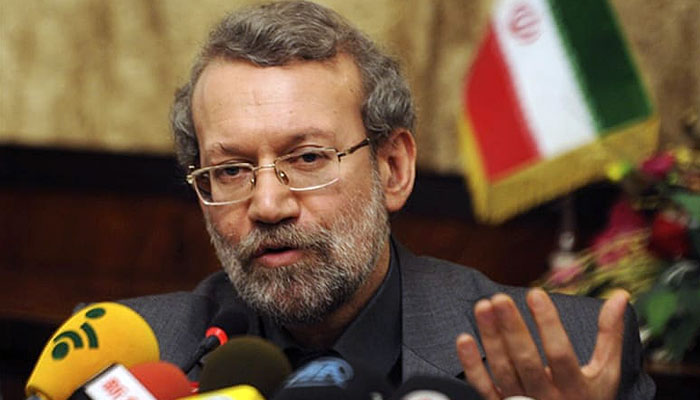 ایران کے پاس تین سے چار ہزار کے درمیان سینٹری فیوجز ہیں، علی لاریجانی