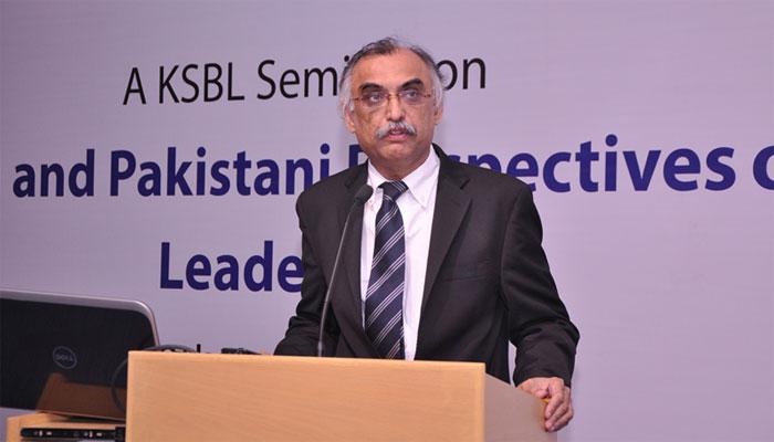 ملک کو میک ان پاکستان طرز معیشت کی ضرورت ہے، شبر زیدی