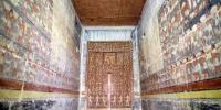 مصر میں چار ہزار تین سو برس قدیم مقبرہ سیاحوں کیلئے کھول دیا گیا