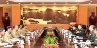 جنرل باجوہ کی چینی فوج کے سربراہ سے ملاقات