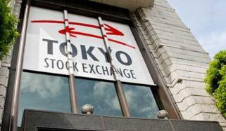 ٹوکیواسٹاک مارکیٹ میں تیزی
