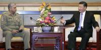سی پیک خطے میں امن و ترقی کا آغاز ہے، چینی صدر