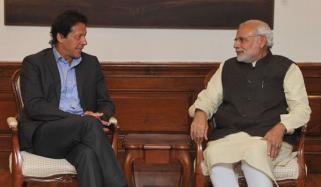 عمران خان کا خط، مودی مذاکرات پر تیار