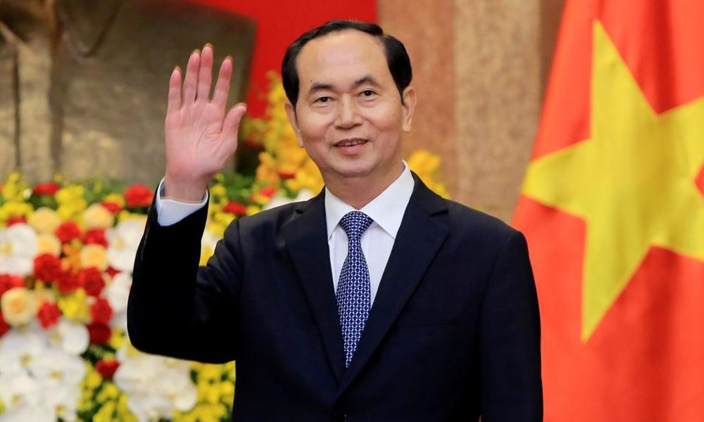 ویت نام کے صدر ٹران ڈائی کوآنگ 61 برس کی عمر میں چل بسے