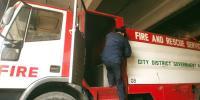 بولٹن مارکیٹ، پلاسٹک کے گودام میں آگ سے لاکھوں روپے کا سامان جل گیا