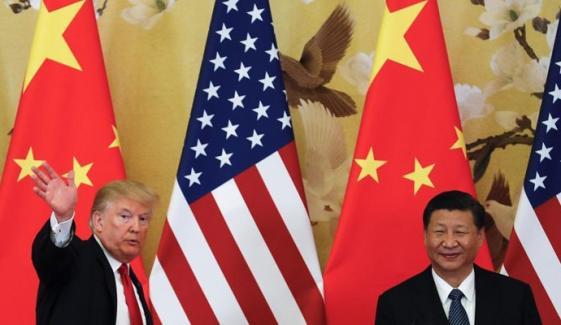 چین نے امریکا کیساتھ تجارتی مذاکرات منسوخ کردیئے