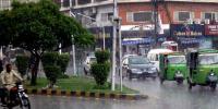 لاہور سمیت کئی شہروں میں بارش دریائے چناب، ندی نالوں میں طغیانی