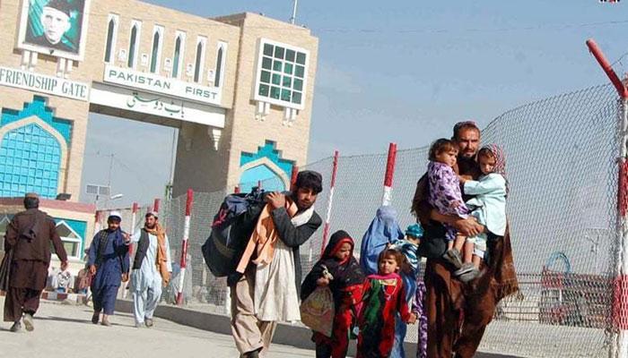 پاک افغان بارڈر تین روز کشیدگی کے بعد آمدورفت کے لیے کھول دیا گیا