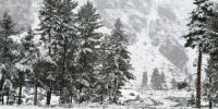 کاغان ، ناران اورشوگراں میں موسم سرما کی پہلی قبل از وقت برفباری