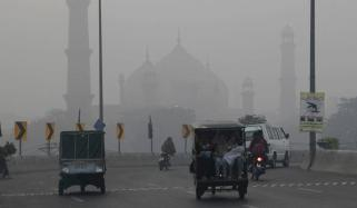 Most Polluted Cities Of Pakistan