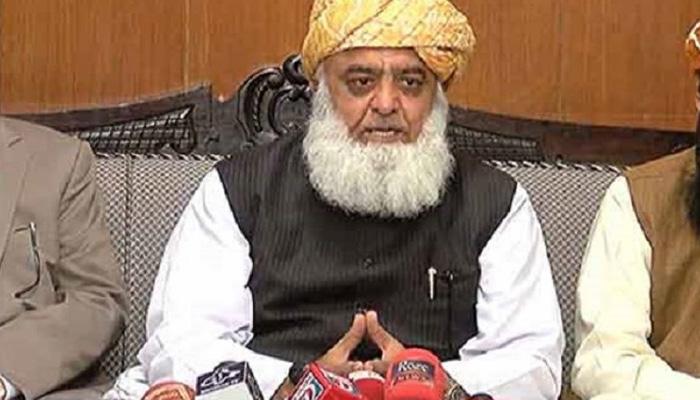 موجودہ حکمرانوں کو لانے کا مقصد پاکستان کی نظریاتی آزادی ختم کرنا ہے، فضل الرحمٰن