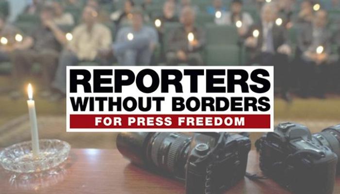 رپورٹرز ودآئوٹ بارڈرز کی کراچی پریس کلب پر پولیس کے چھاپے کی مذمت