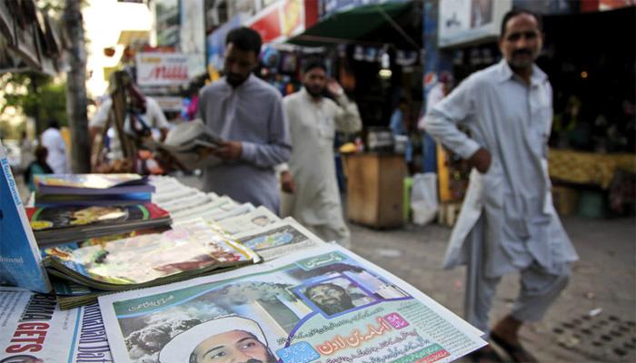 اخبارات کے اسٹال مسمار کرنا قابل مذمت ہے، مرکزی انجمن اخبار فروشاں