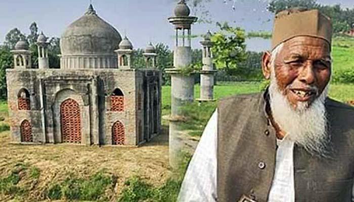 بھارت' بیوی کی یاد میں چھوٹا تاج محل تعمیر کرنے کا خواہشمند فیض الحسن قادری ٹریفک حادثے میں جاں بحق