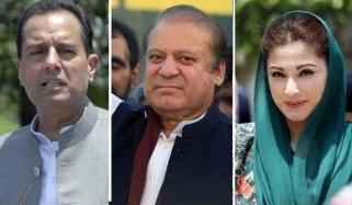 Sc Maintains Bail Of Nawaz Maryam Safdar In Avenfield Case