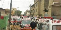 کراچی، فیکٹری میں بوائلر پھٹنے سے 6 مزدور جھلس کر جاں بحق