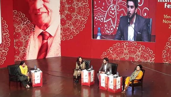 فیض فیسٹیول کا دوسرا دن، عاصمہ جہانگیر، منو بھائی کو خراج عقیدت