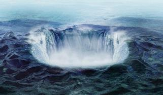 Trillions Tons Of Water Gone Into Depth From Sea