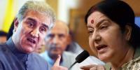 Pak India Ties Pak India Relation Fm Shah Mehmood Qureshi Pti Govt Kartarpur Sushma Swaraj